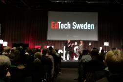 Didac på EdTech Sweden