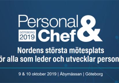 Personal & Chef 2019 i Göteborg