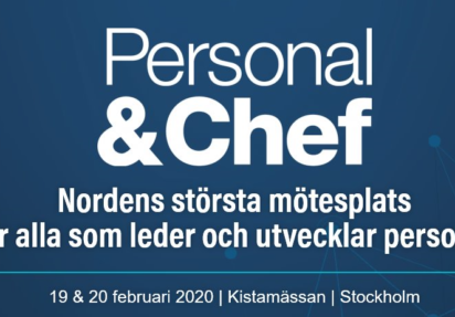Personal & Chef Stockholm 19-20 februari